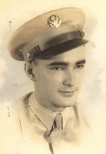Tarlton Guyote in AF uniform